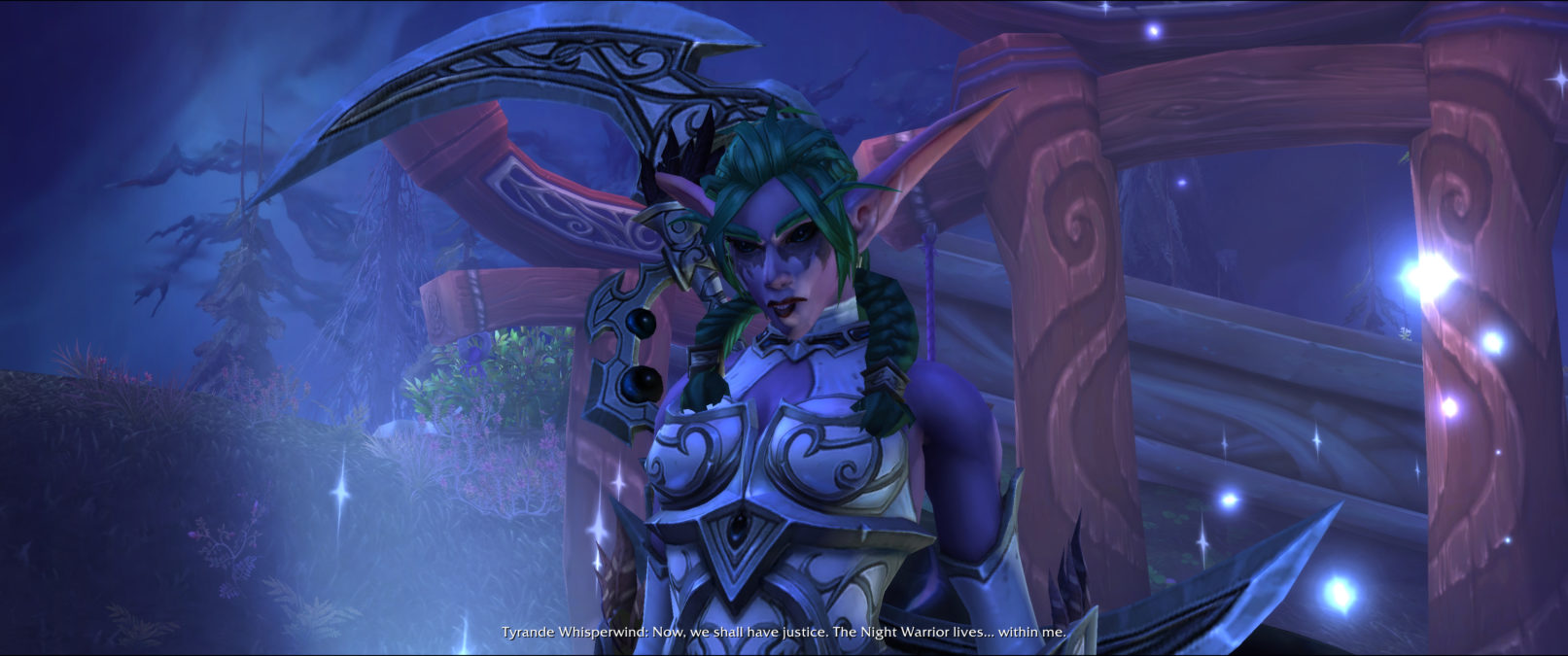 Tyrande's Ascension 04