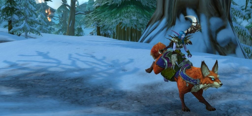 Alterac Valley Travel