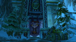 Ironforge Entrance