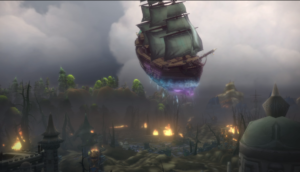 Jaina's Galleon
