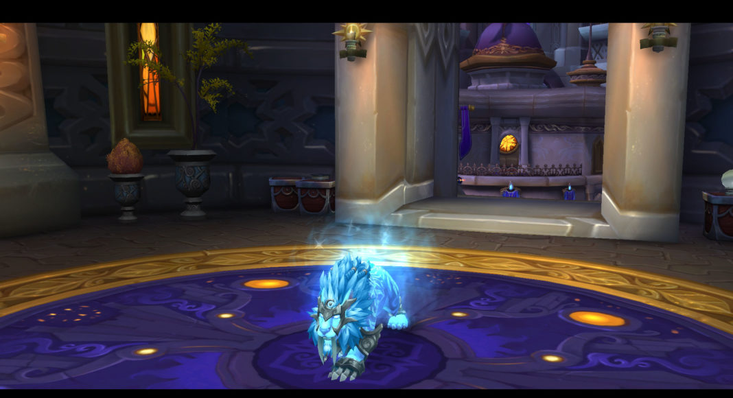 Wildeheart Feral Mage Tower