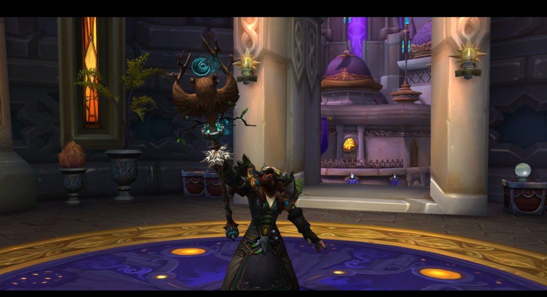Wildeheart Healer Mage Tower